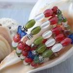 Color of Butterflies bracelet