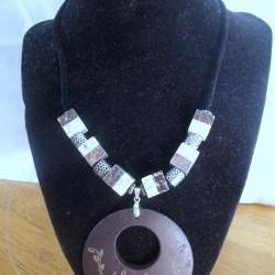 Rock Squared Necklace