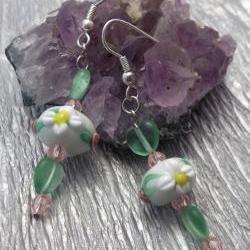 Floral Romantic earrings